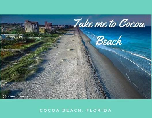 ORLANDO TO COCOA BEACH