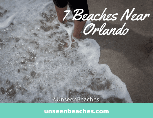 7 Magnificent Florida Beaches Closest to Orlando