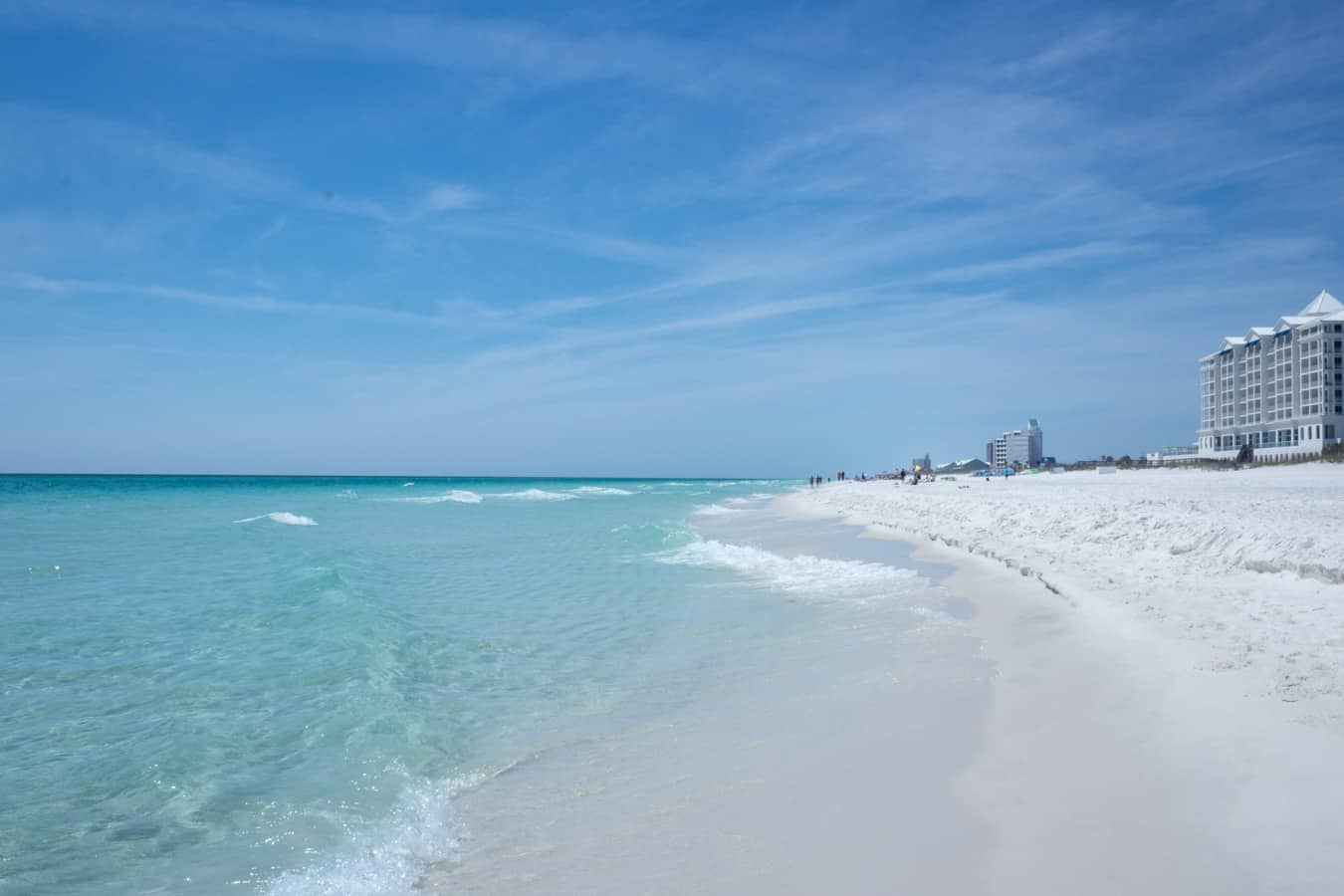 florida beach vacation spots