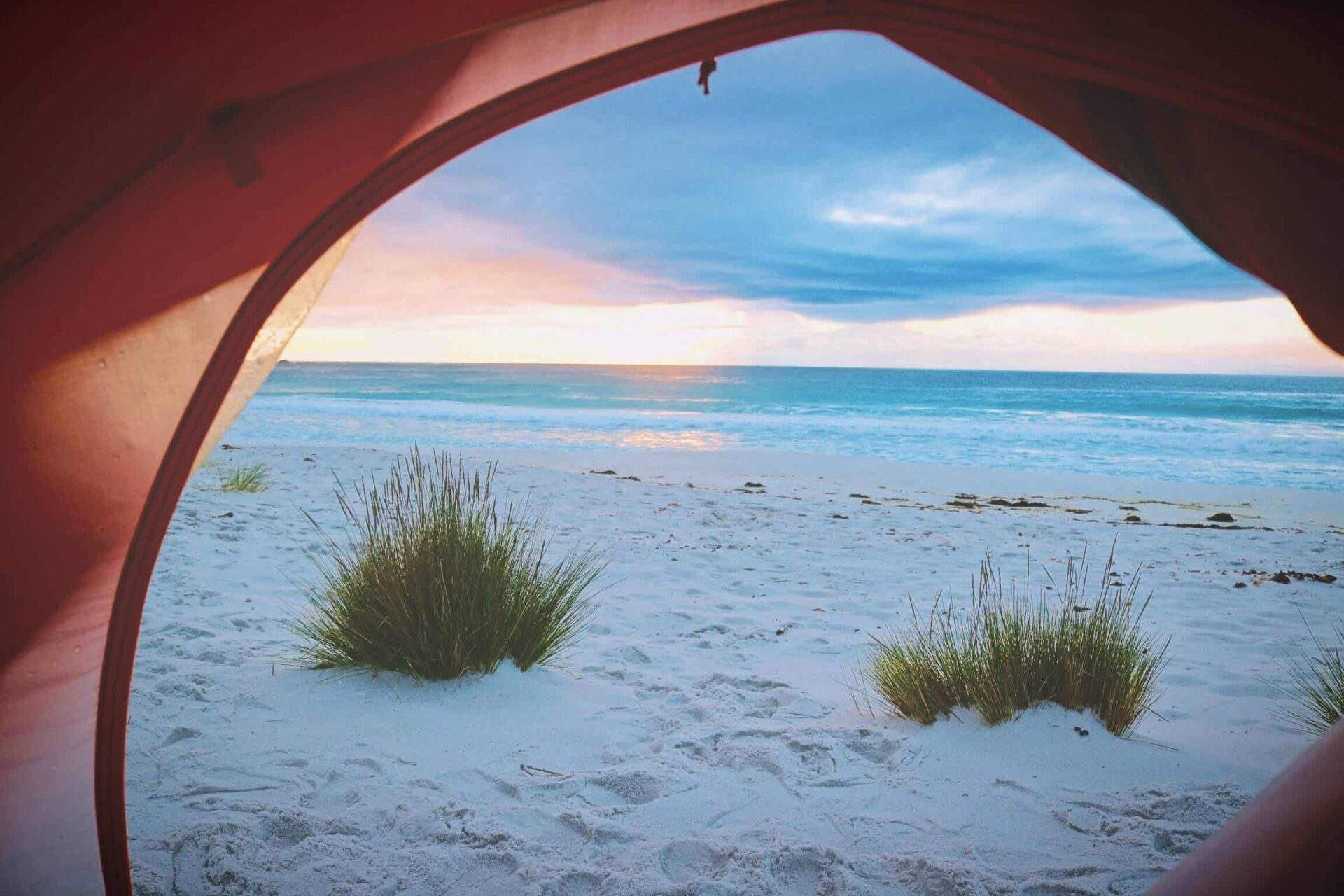 Learn the Best Beach Campsites in San Diego
