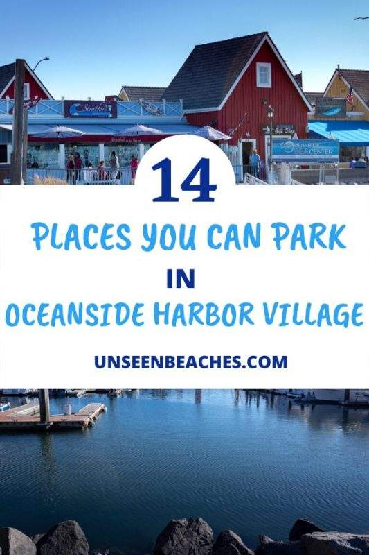 Oceanside Harbor Village Pin 2
