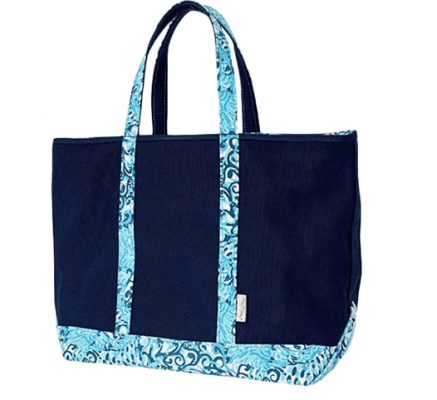 blue-beach-bag-for-moms