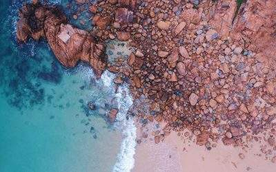 10 Best Beaches for San Diego Drone Photography